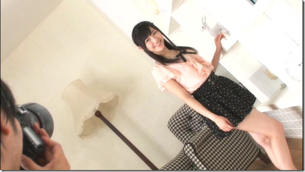 AKB48 in 2013 calendar & trading card making of (Playboy DVD) (69)