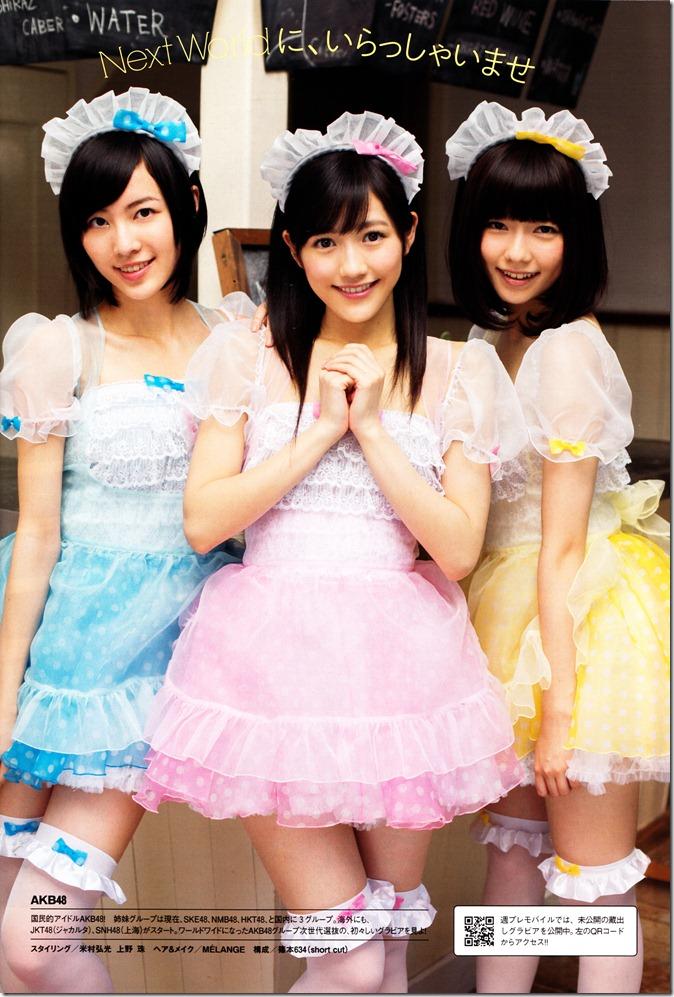 AKB48 in Weekly Playboy 2012.12 (12)