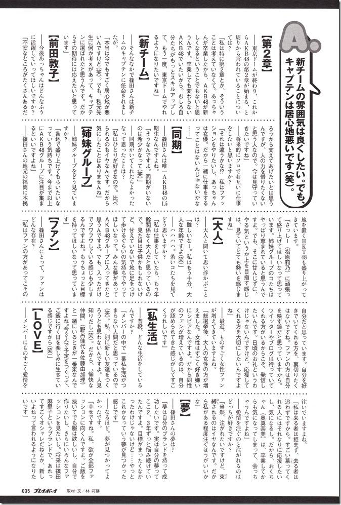 AKB48 in Weekly Playboy 2012.12 (30)