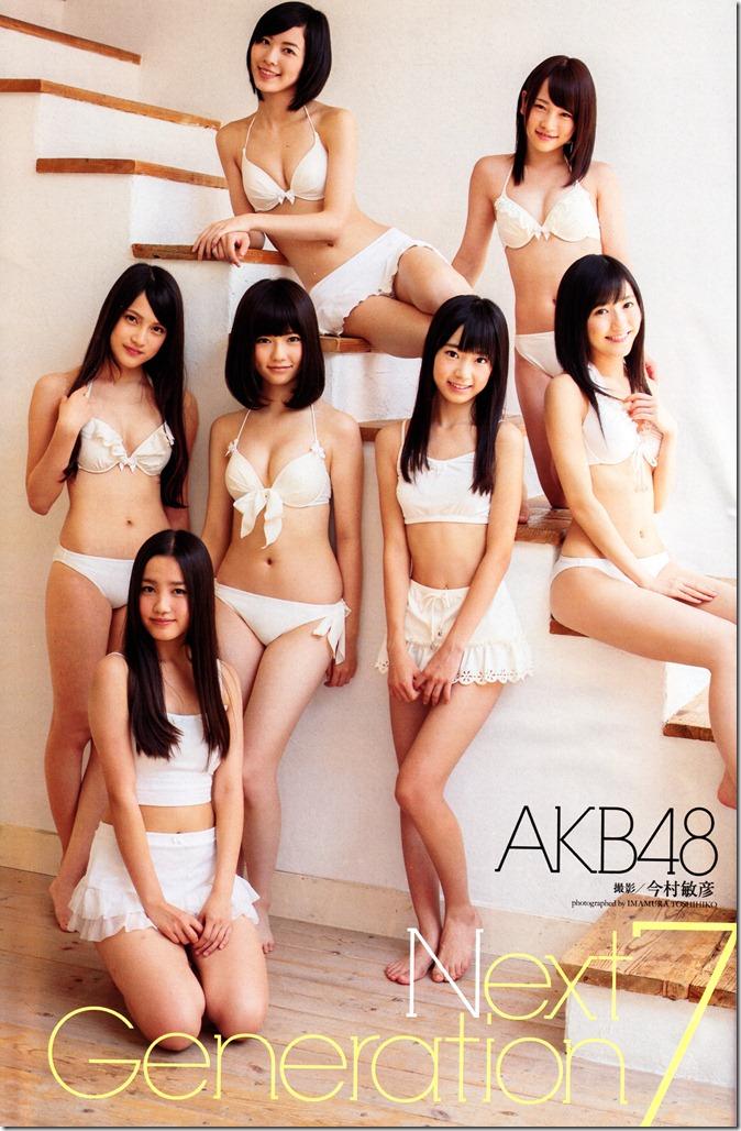 AKB48 in Weekly Playboy 2012.12 (3)