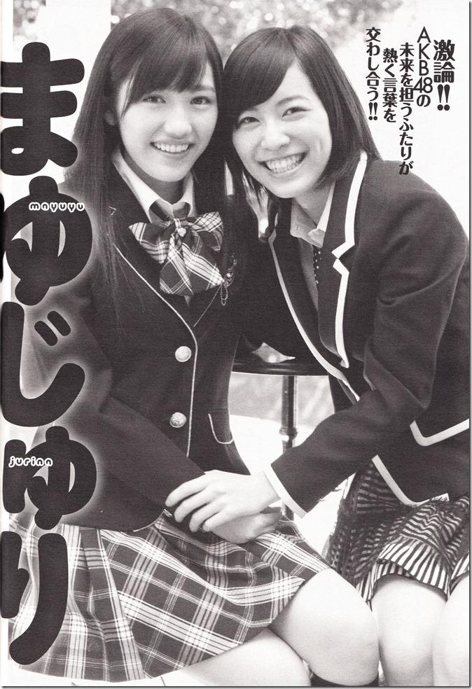 AKB48 in Weekly Playboy 2012.12 (43)