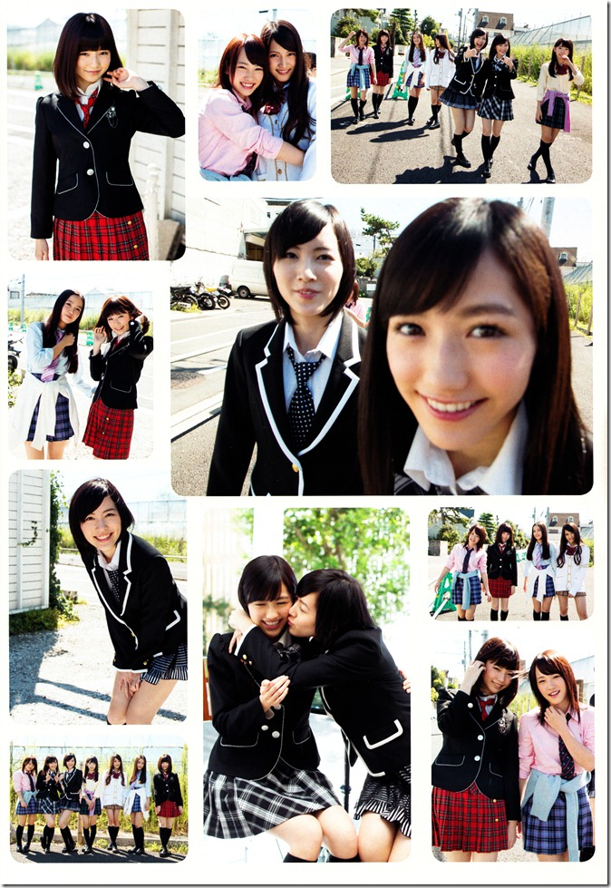 AKB48 in Weekly Playboy 2012.12 (6)