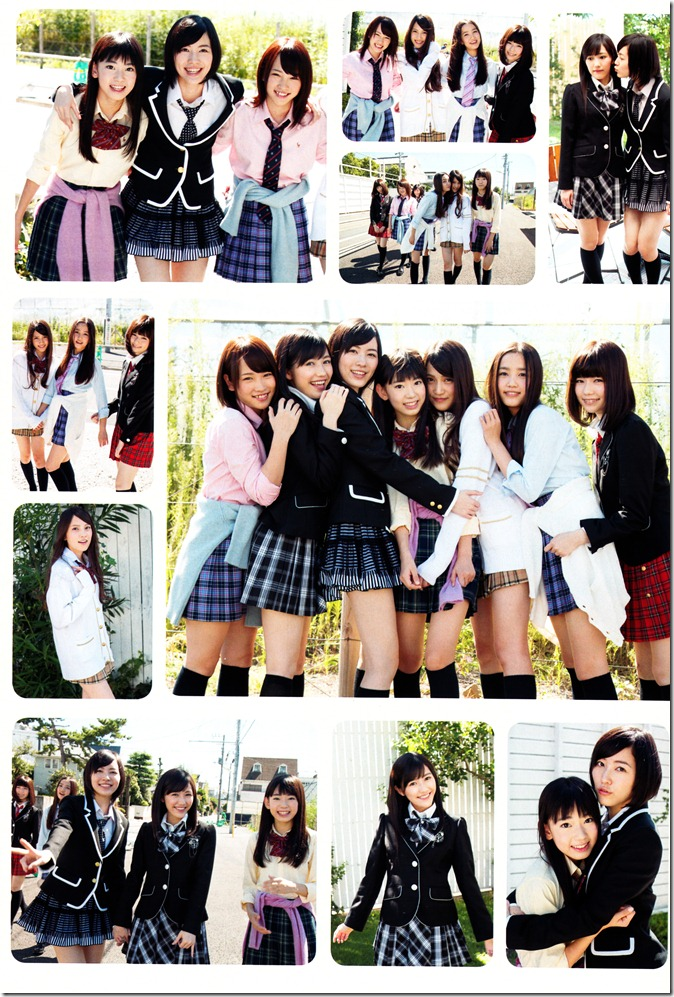 AKB48 in Weekly Playboy 2012.12 (7)
