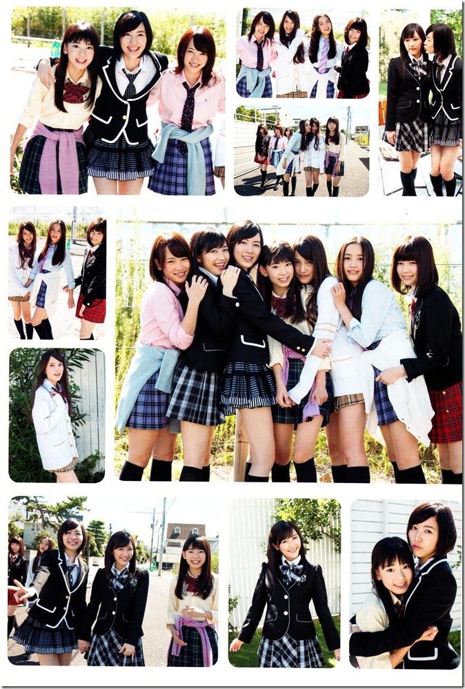 AKB48 in Weekly Playboy 2012.12 (7)