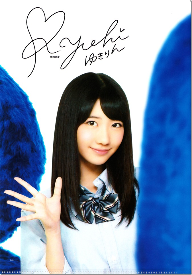 AKB48 studio album recordings first press clear files complete set (10)