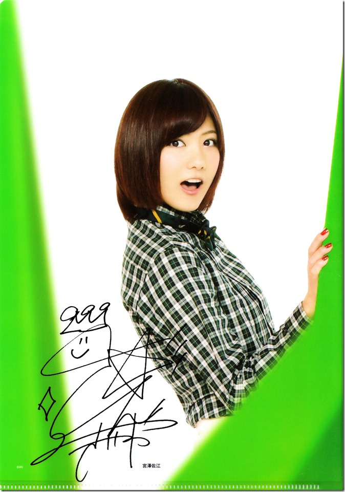 AKB48 studio album recordings first press clear files complete set (8)