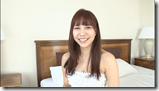 Kasai Tomomi 1st solo shashinshuu making (14)