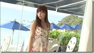 Kasai Tomomi 1st solo shashinshuu making (21)