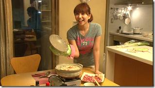 Kasai Tomomi 1st solo shashinshuu making (34)