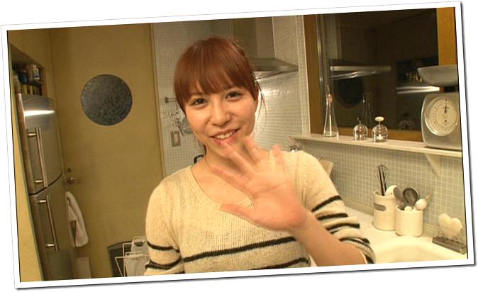 Kasai Tomomi 1st solo shashinshuu making (37)