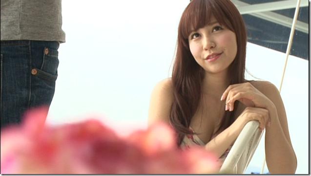 Kasai Tomomi 1st solo shashinshuu making (7)
