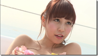 Kasai Tomomi 1st solo shashinshuu making (8)