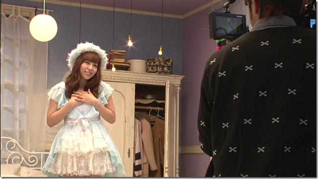Kasai Tomomi Masaka (music video making) (5)