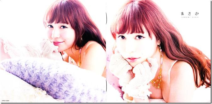 Kasai Tomomi Masaka type B single scans (1)