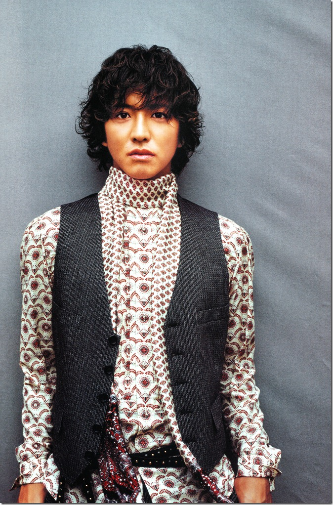 Kimura Takuya Men's Non-No Endless shashinshuu (102)