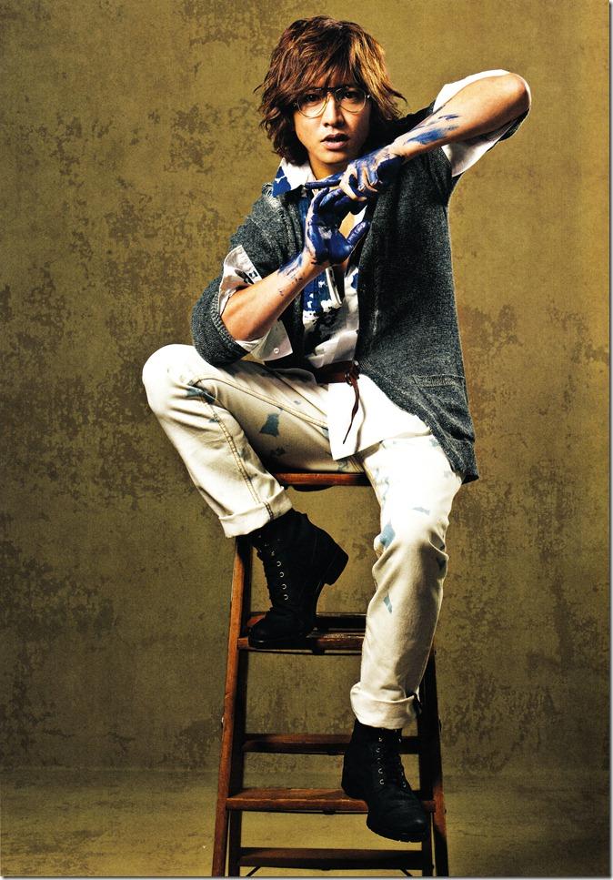Kimura Takuya Men's Non-No Endless shashinshuu (123)