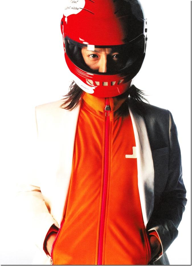 Kimura Takuya Men's Non-No Endless shashinshuu (133)