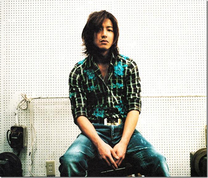 Kimura Takuya Men's Non-No Endless shashinshuu (138)