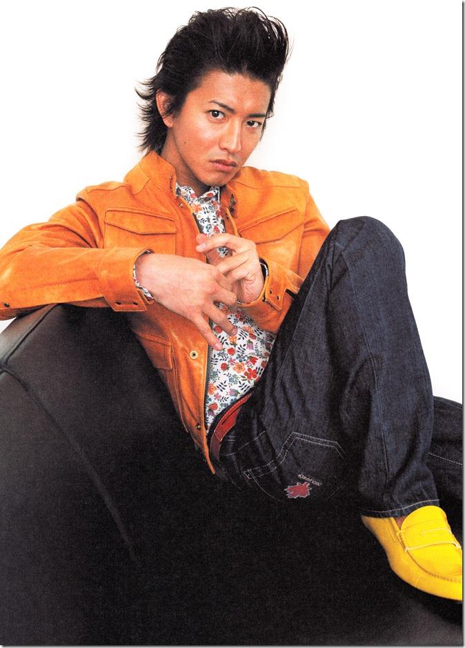 Kimura Takuya Men's Non-No Endless shashinshuu (141)