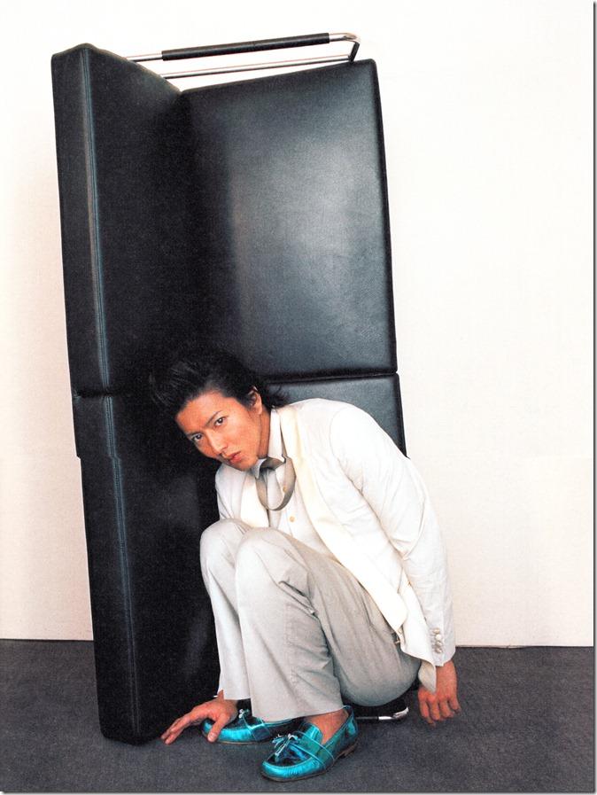 Kimura Takuya Men's Non-No Endless shashinshuu (142)
