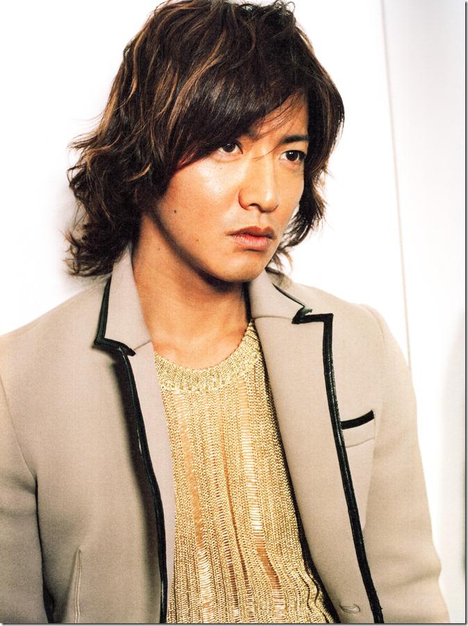 Kimura Takuya Men's Non-No Endless shashinshuu (145)