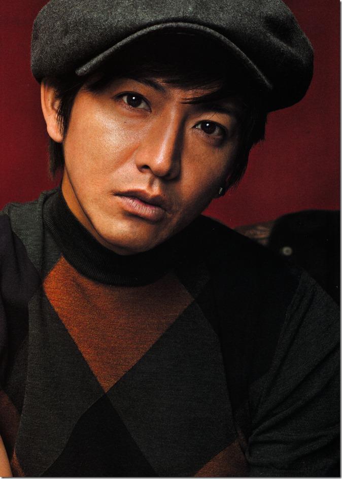 Kimura Takuya Men's Non-No Endless shashinshuu (152)