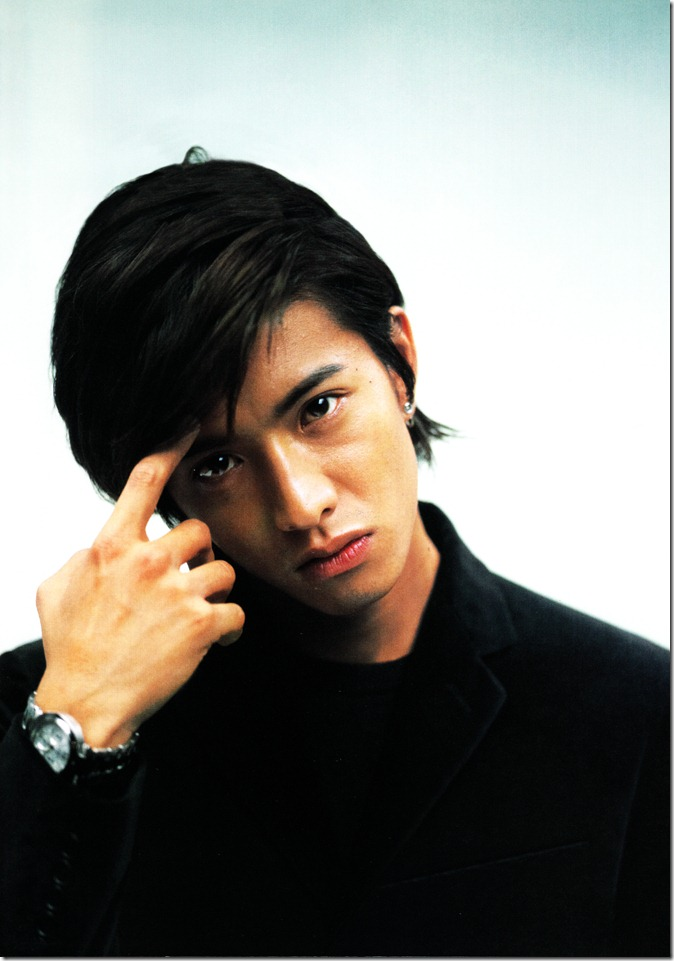 Kimura Takuya Men's Non-No Endless shashinshuu (25)