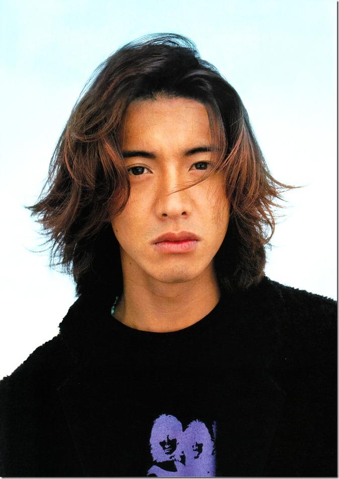 Kimura Takuya Men's Non-No Endless shashinshuu (33)