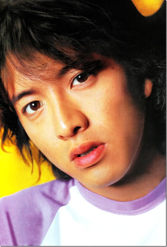 Kimura Takuya Men's Non-No Endless shashinshuu (50)