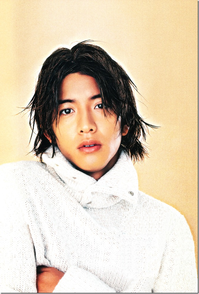 Kimura Takuya Men's Non-No Endless shashinshuu (54)