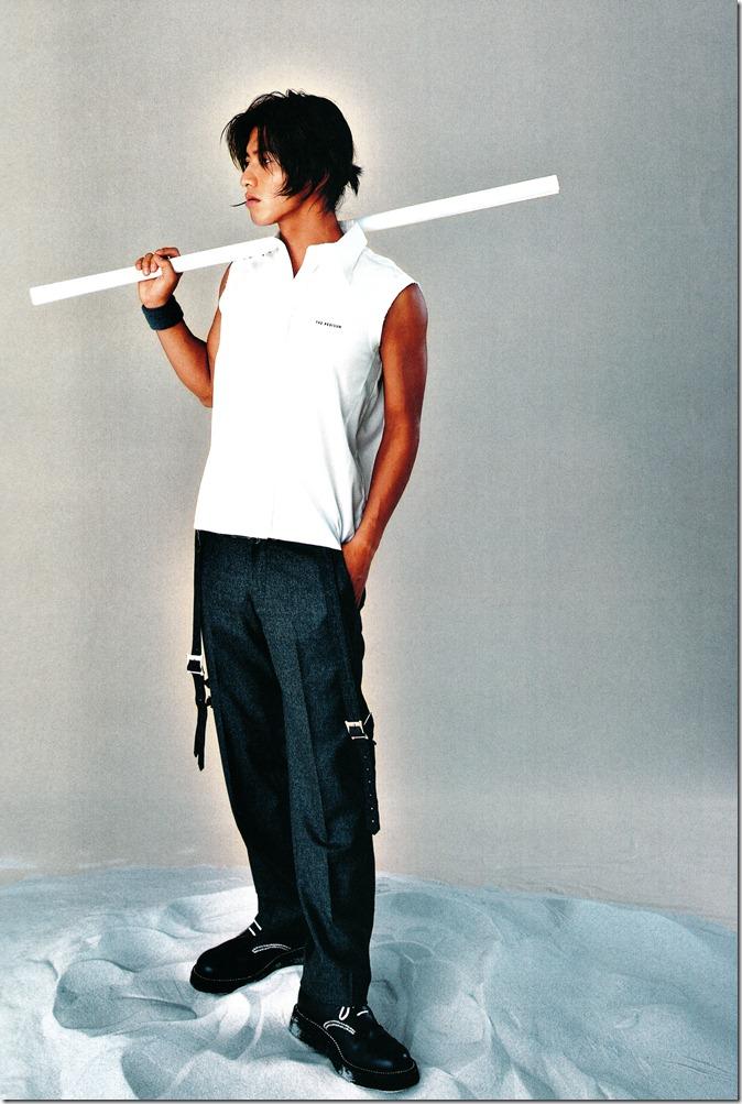 Kimura Takuya Men's Non-No Endless shashinshuu (59)