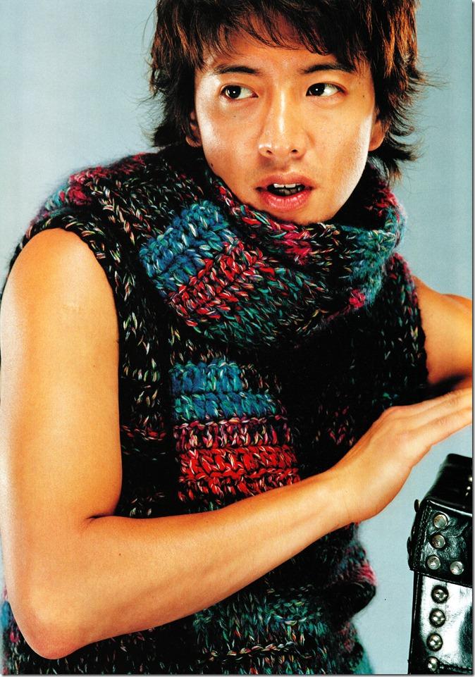Kimura Takuya Men's Non-No Endless shashinshuu (69)