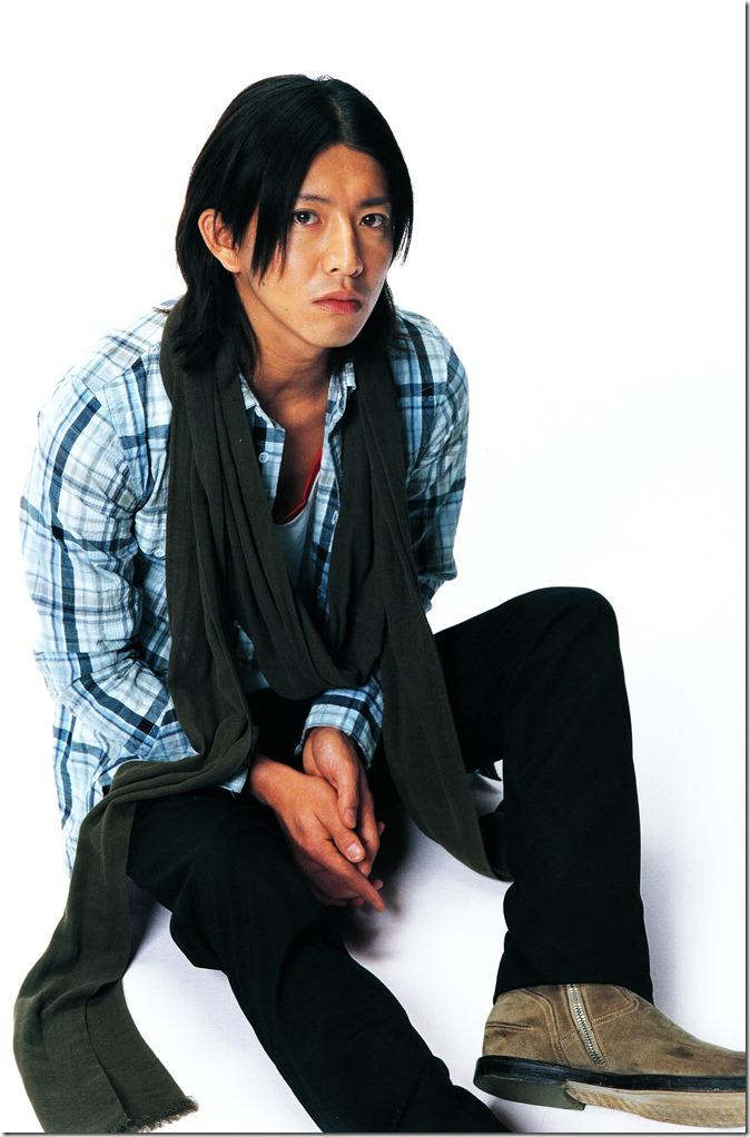 Kimura Takuya Men's Non-No Endless shashinshuu (80)