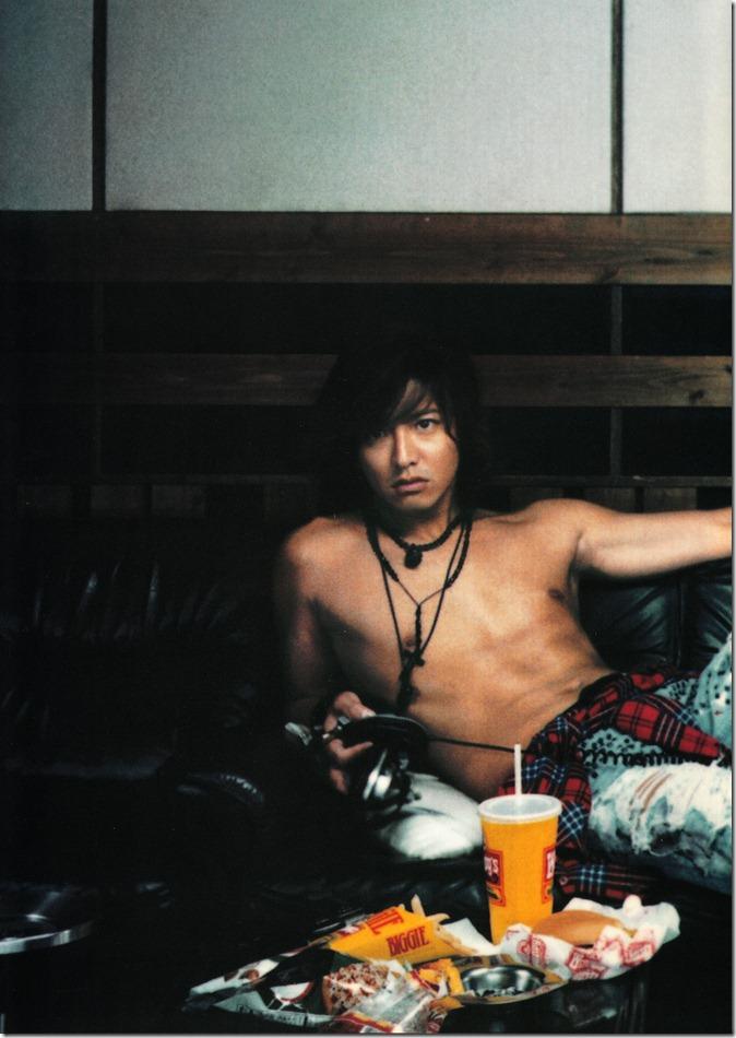 Kimura Takuya Men's Non-No Endless shashinshuu (88)