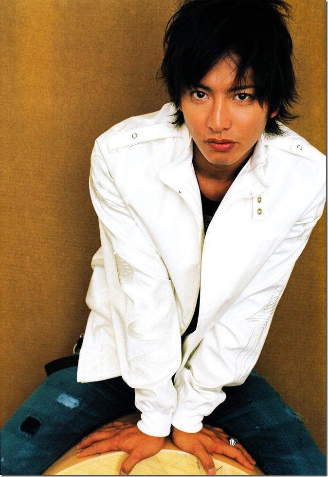 Kimura Takuya Men's Non-No Endless shashinshuu (93)