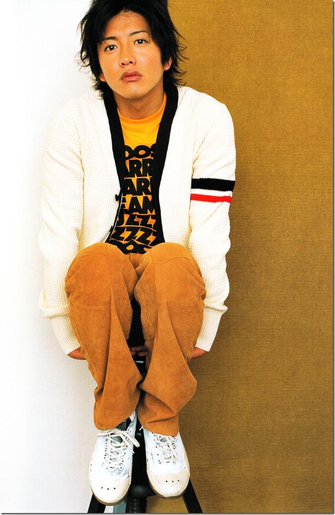 Kimura Takuya Men's Non-No Endless shashinshuu (94)