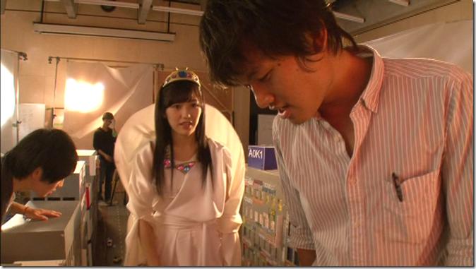 Mayuyu in Chou megami kourin kyodai mayuyu akihabara ni shutsugen!! (2)