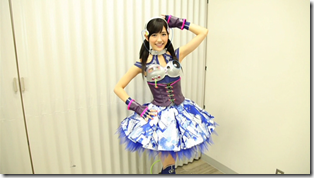 Mayuyu in Hikarumonotachi making of.. (10)