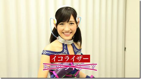 Mayuyu in Hikarumonotachi making of.. (11)