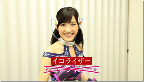 Mayuyu in Hikarumonotachi making of.. (11)