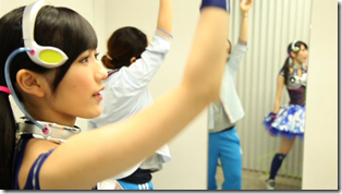 Mayuyu in Hikarumonotachi making of.. (13)