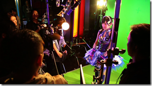 Mayuyu in Hikarumonotachi making of.. (20)