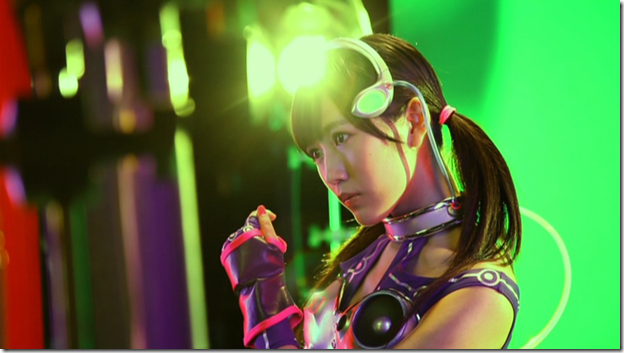 Mayuyu in Hikarumonotachi making of.. (21)