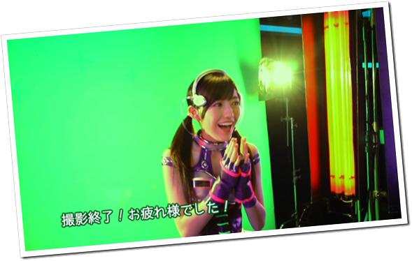 Mayuyu in Hikarumonotachi making of.. (23)