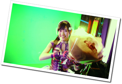 Mayuyu in Hikarumonotachi making of.. (25)