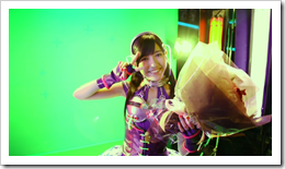 Mayuyu in Hikarumonotachi making of.. (26)