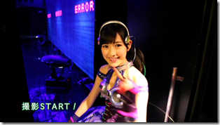 Mayuyu in Hikarumonotachi making of.. (3)