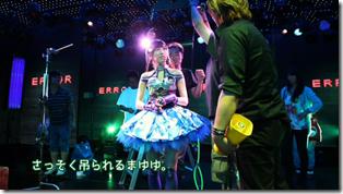Mayuyu in Hikarumonotachi making of.. (4)