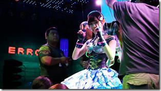 Mayuyu in Hikarumonotachi making of.. (5)