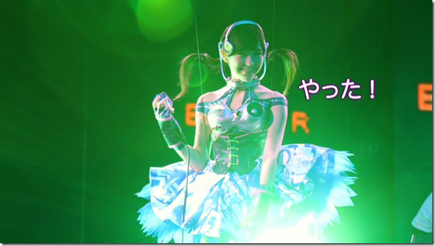 Mayuyu in Hikarumonotachi making of.. (9)